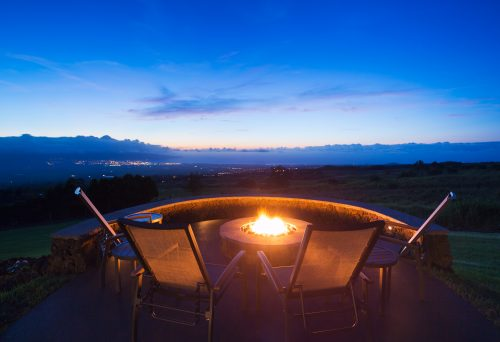 , 70 Stone Fire Pit Ideas-Outdoor Fire Pit Designs
