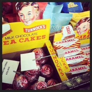 Nostalgic cakes