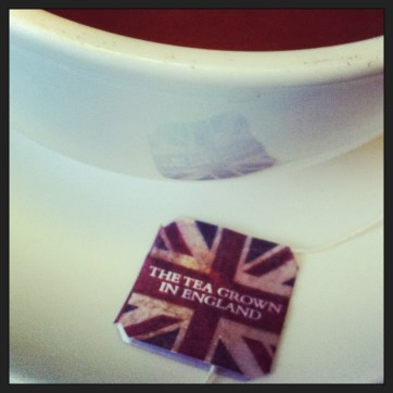 Could anything be more English than tea? English-grown tea of course