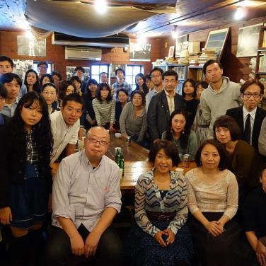 アメリカ出版事情パネルディスカッション Panel Discussion, Kyoto