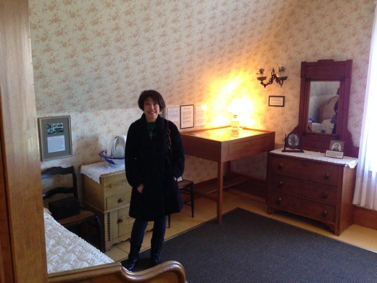 Lucy Maud Montgomeryの部屋