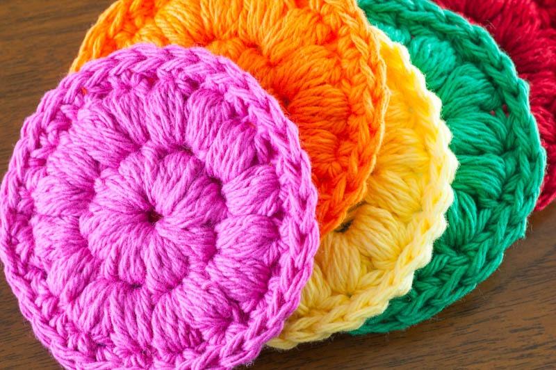 Crochet Face Scrubbies You Should Craft