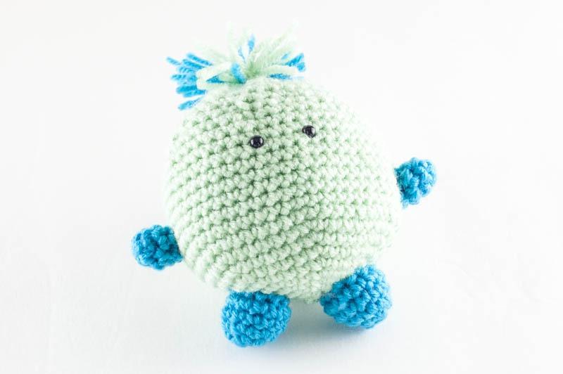 Herman #Amigurumi | YouShouldCraft.com #crochet #freepattern