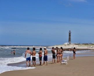 Playa Brava on Christmas