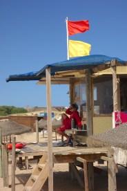 Jose Ignacio lifeguard