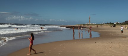 Playa Brava reflections