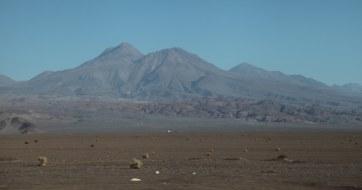 Salar de Atacama valley floor