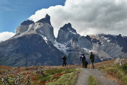 The Horns Torres del Paine trail