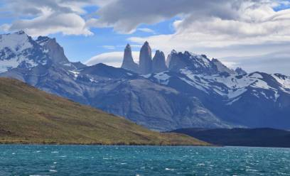 Torres del Paine The Towers view