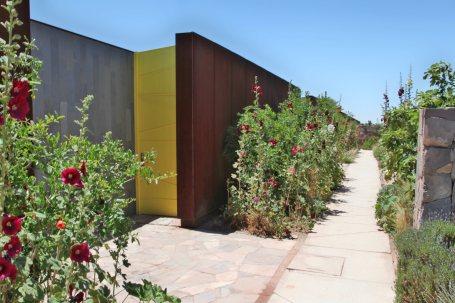 Tierra Atacama room walkway