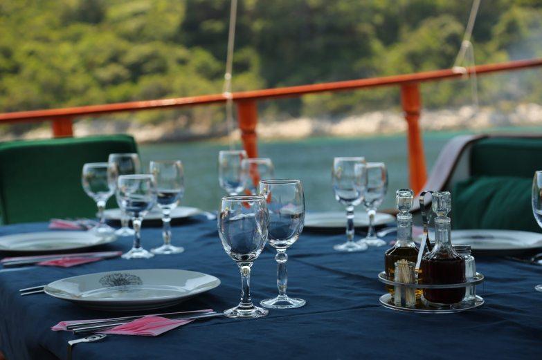 Queen of the Adriatic lunch