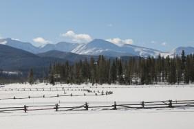 Devil's Thumb Ranch view