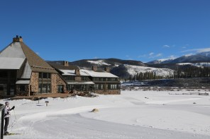 Devil's Thumb Ranch lodge