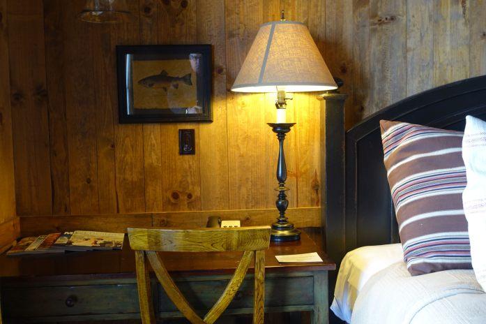 Devil's Thumb Ranch room detail