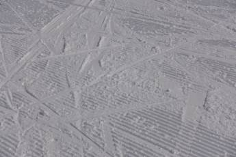 Devil's Thumb Ranch snow tracks