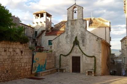 Korčula church