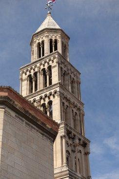 Split Bell Tower