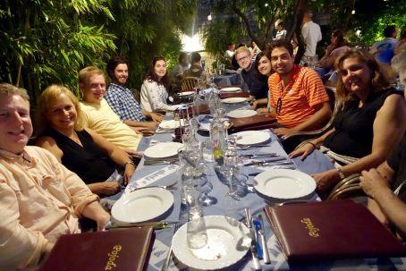 Vïs Pajoda dinner
