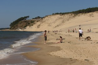 Dune du Pilat beach