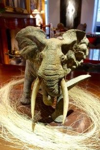 LouLou's Lounge Bar elephant