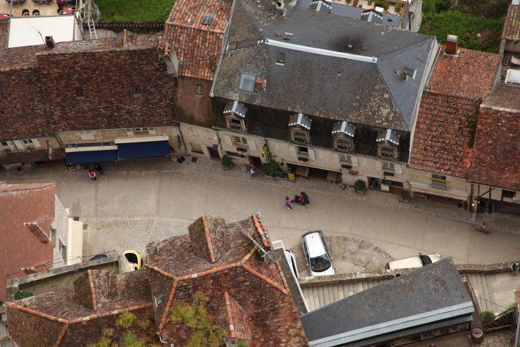 Rocamadour street view