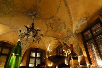 Prague U Malírù wine