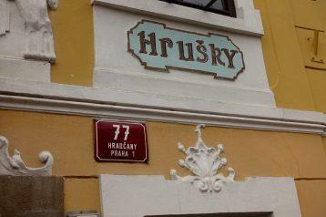 Prague building