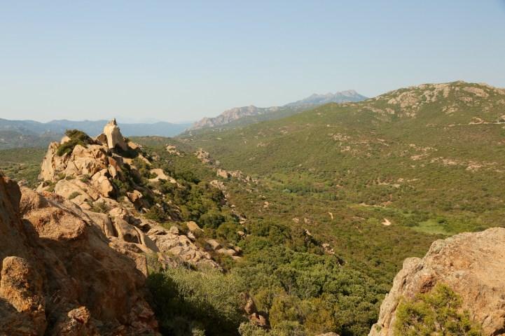 Domaine de Murtoli Roccapina view