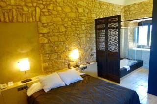 Castell d'Emporda bedroom