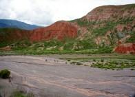 Cuesta del Obispo riverbed