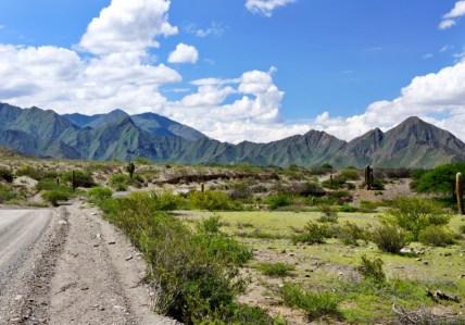 Ruta 40 Salta Argentina mountains
