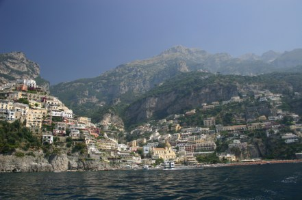 Hard to think of a prettier place than Positano.