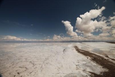 Salinas Grande Argentina salt flat