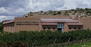 Estancia Colomé James Turrell Museum