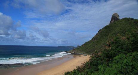 Fernando de Noronha beach
