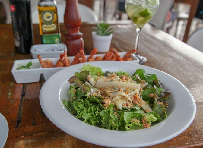 Mergulhão salad