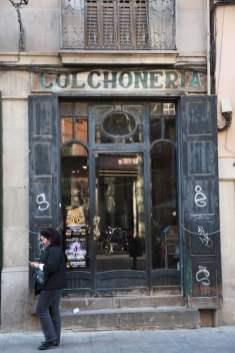 El Born storefront