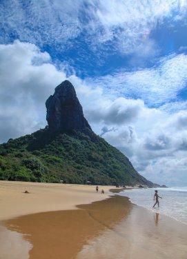 Praia Conceição beach