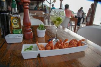 Mergulhão shrimp