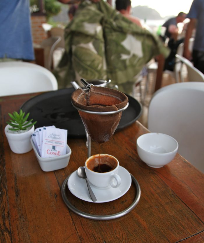 Restaurant Mergulhão coffee