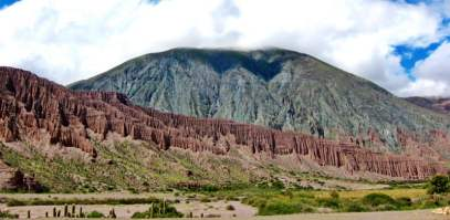 Humahuacha Gorge organ pipes