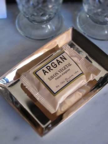 NoMad Hotel soap