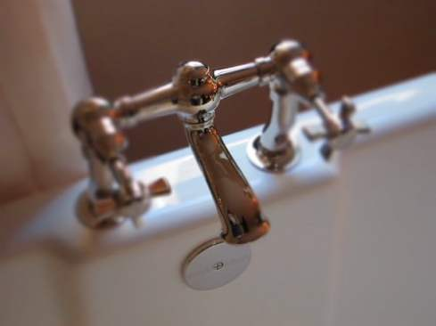 NoMad Hotel faucet
