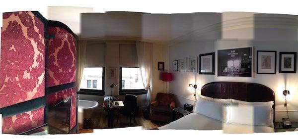 NoMad Hotel panorama