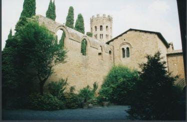 Hotel La Badia Orvieto exterior