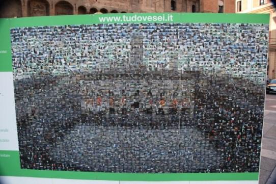 Bologna montage art