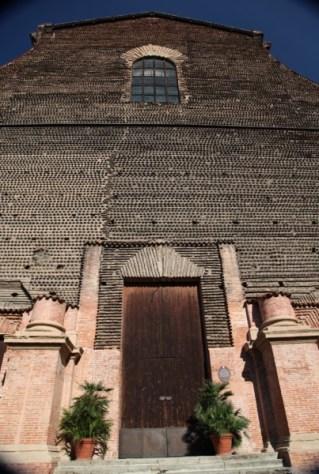 Bologna old church