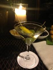Hotel de Russie Martini