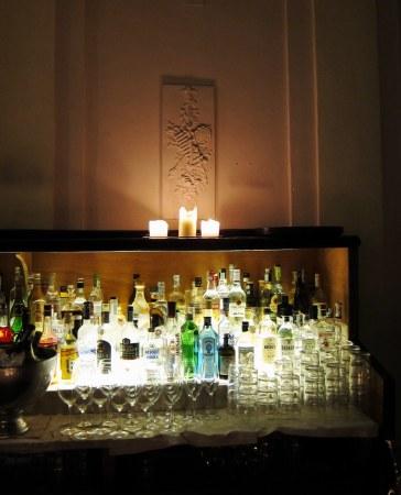 Hotel del Russie bar