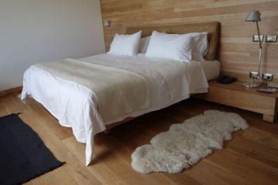 Tierra Patagonia bed